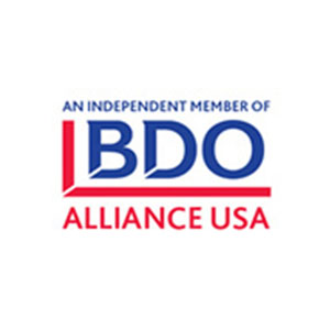 The small BDO logo