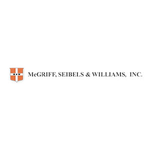 The small McGriff, Seibels & Williams Inc. logo