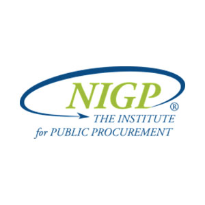 The small NIGP logo